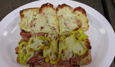 ITALIAN HERB SANDWICH